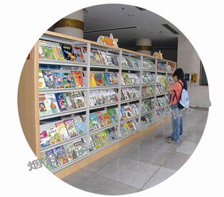 SJ-F6025儿童期刊架