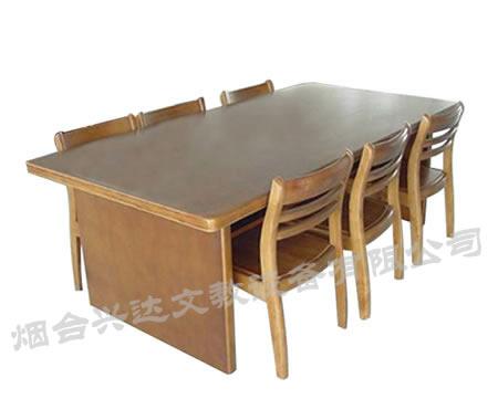 SJ-Y002 实木阅览桌