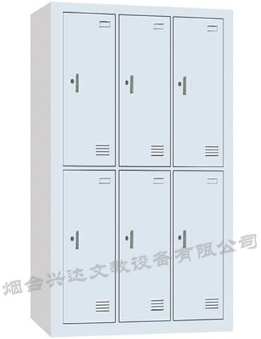六门储物柜